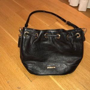 Rebecca Minkoff black crossbody bag bag